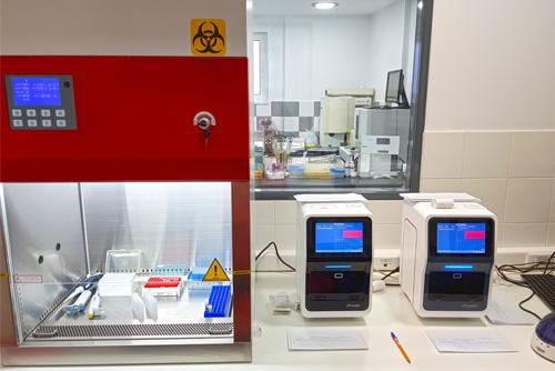 Τεστ Κορονοϊου - Διαγνωστικό μικροβιολογικό Εργαστήριο Καλαμάτα Ρουμπέα Παρασκευή